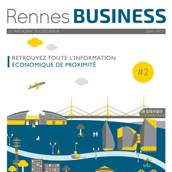 Rennes Business Mag #2